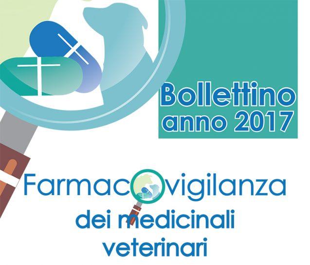 Farmacovigilanza dei medicinali veterinari – Bollettino anno 2017