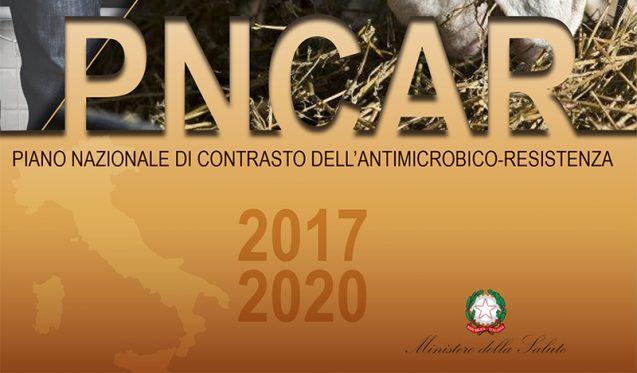 Opuscolo Piano Nazionale di contrasto dell'antimicrobico-resistenza (PNCAR) 2017-2020